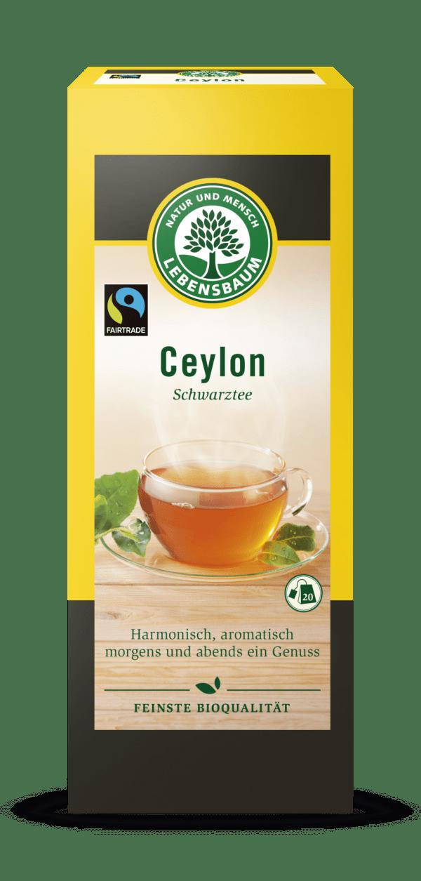 LEBENSBAUM Ceylon 8x40g