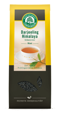 LEBENSBAUM Darjeeling Himalaya Blatt 6x75g