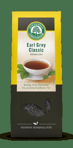 LEBENSBAUM Earl Grey Classic 6x100g