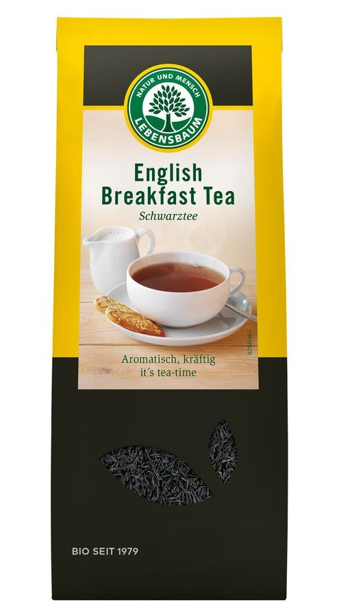 LEBENSBAUM English Breakfast Tea 6x100g