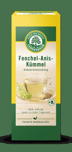 LEBENSBAUM Fenchel-Anis-Kümmel 50g