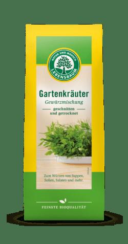 LEBENSBAUM Gartenkräuter, geschnitten 6x30g
