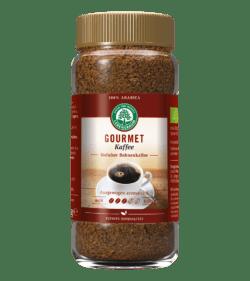 LEBENSBAUM Gourmet Kaffee, Instant 6x100g