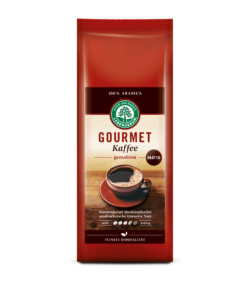 LEBENSBAUM Gourmet Kaffee, kräftig, gemahlen 12x500g