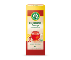 LEBENSBAUM Granatapfel-Orange 8x40g