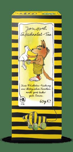 LEBENSBAUM Janosch Süßschnabel-Tee 8x60g