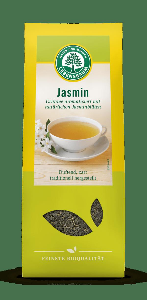 LEBENSBAUM Jasmin, Blatt 6x75g
