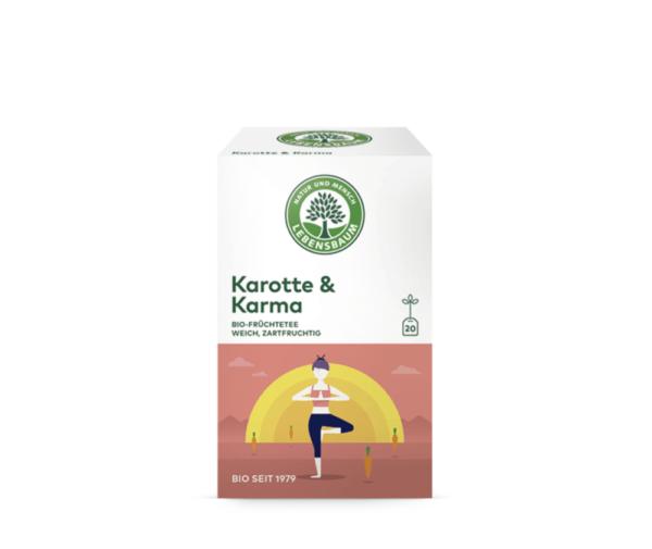 LEBENSBAUM Karotte & Karma 6x40g
