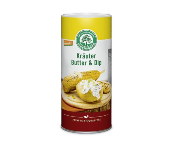 LEBENSBAUM Kräuter für Butter & Dip 6x80g