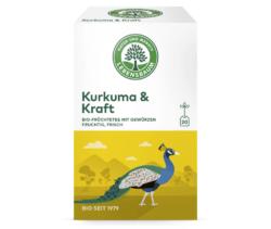 LEBENSBAUM Kurkuma & Kraft 6x40g