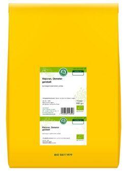 LEBENSBAUM Majoran, gerebelt und getrocknet-Demeter 0,5kg