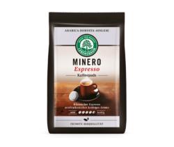LEBENSBAUM Minero Espresso, Pads 5x126g