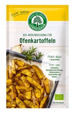 LEBENSBAUM Ofenkartoffeln 10x15g