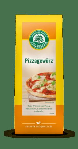 LEBENSBAUM Pizzagewürz 6x30g