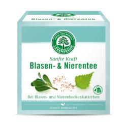 LEBENSBAUM Sanfte Kraft Blasen- & Nierentee 8x24g