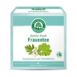 LEBENSBAUM Sanfte Kraft Frauentee 8x24g