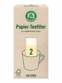LEBENSBAUM Teefilter Gr. 2 12x100Stück