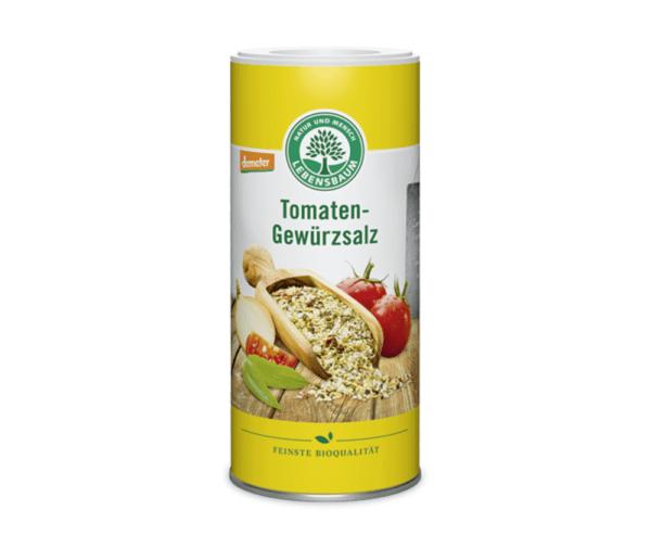 LEBENSBAUM Tomaten-Gewürzsalz 150g