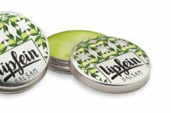 Lipfein Lippenbalsam Duo Matcha-Zitrone 6g