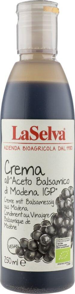 LaSelva Creme mit Balsamessig aus Modena 250ml