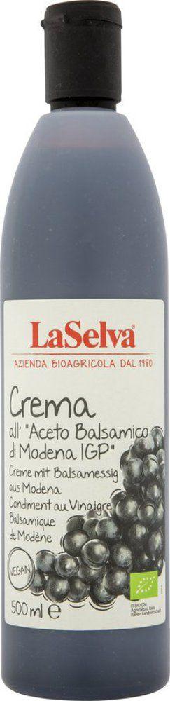 LaSelva Creme mit Balsamessig aus Modena-Würzcreme mit Balsamessig aus Modena 6x500ml