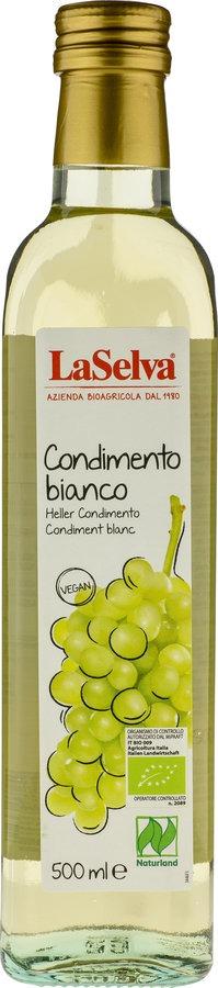 LaSelva Heller Condimento - Würze aus Weißweinessig und Traubenmost 6x500ml