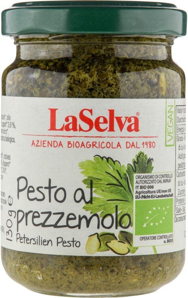 LaSelva Pesto al prezzemolo - Petersilien Würzpaste 130g