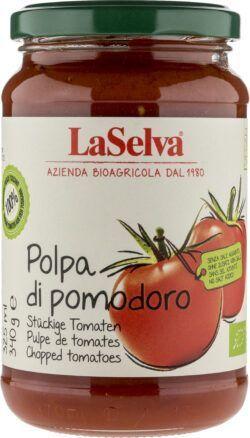 LaSelva Polpa di pomodoro - Stückige Tomaten 6x340g