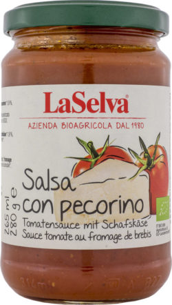 LaSelva Tomatensauce mit Schafskäse 6x280g