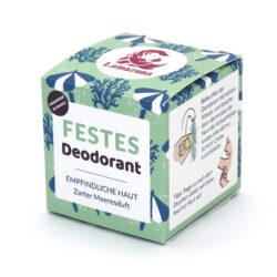 Lamazuna LMZ festes Deodorant - Meeresduft 1Stück