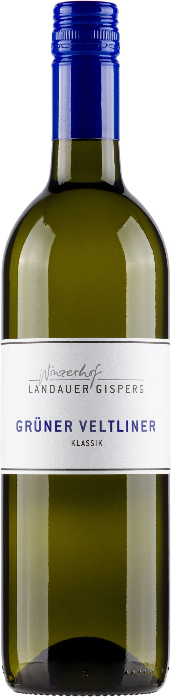 Landauer-Gisperg; Winzerhof Gr. Veltliner; Landauer-Gisperg 0,75l
