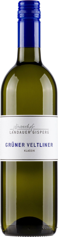 Landauer-Gisperg; Winzerhof Gr. Veltliner; Landauer-Gisperg 6x0,75l