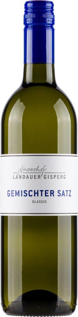 Landauer-Gisperg; Winzerhof Gemischter Satz; Landauer-Gisperg 0,75l