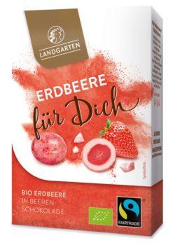 Landgarten Bio FT Erdbeere für Dich 5x90g