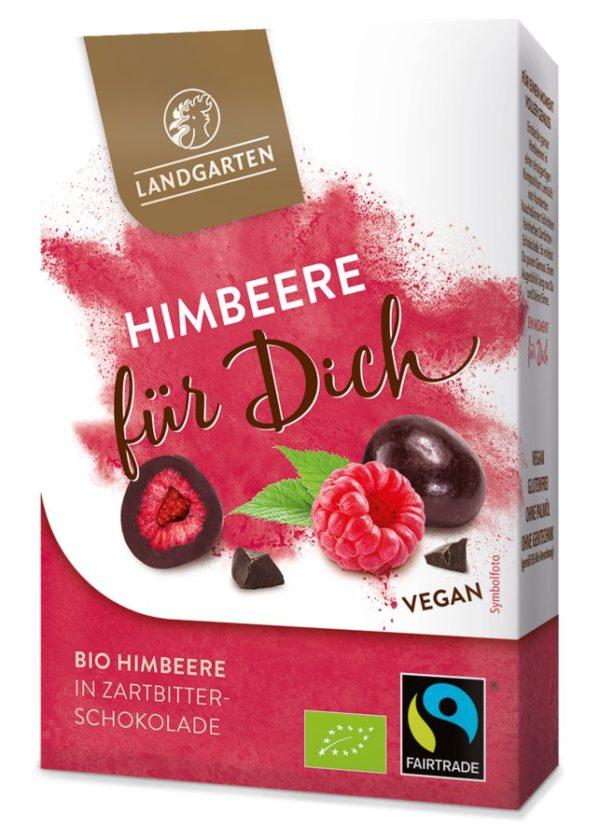 Landgarten Bio FT Himbeere für Dich 5x90g