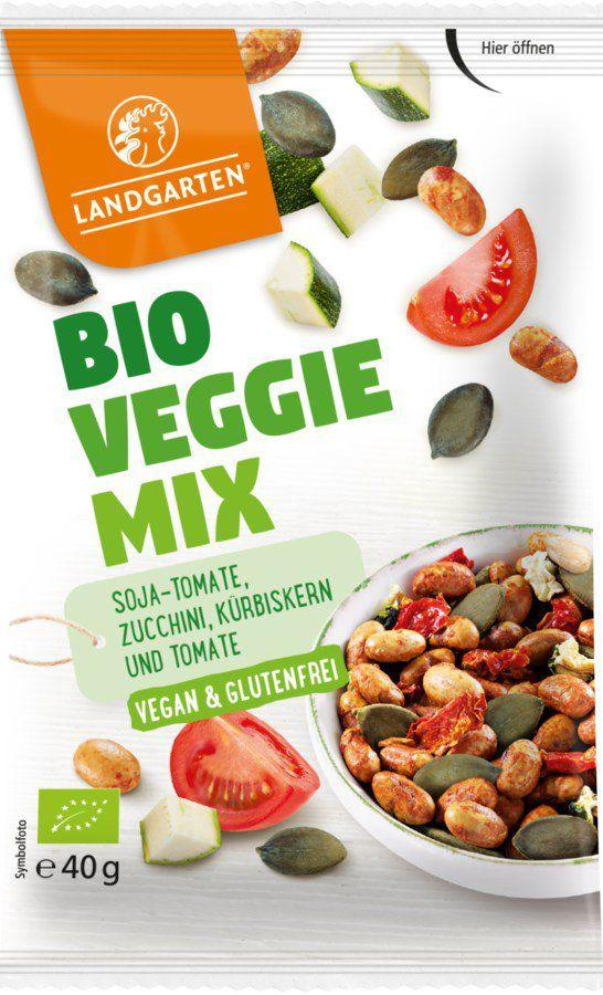 Landgarten Bio Veggie Mix 10x40g