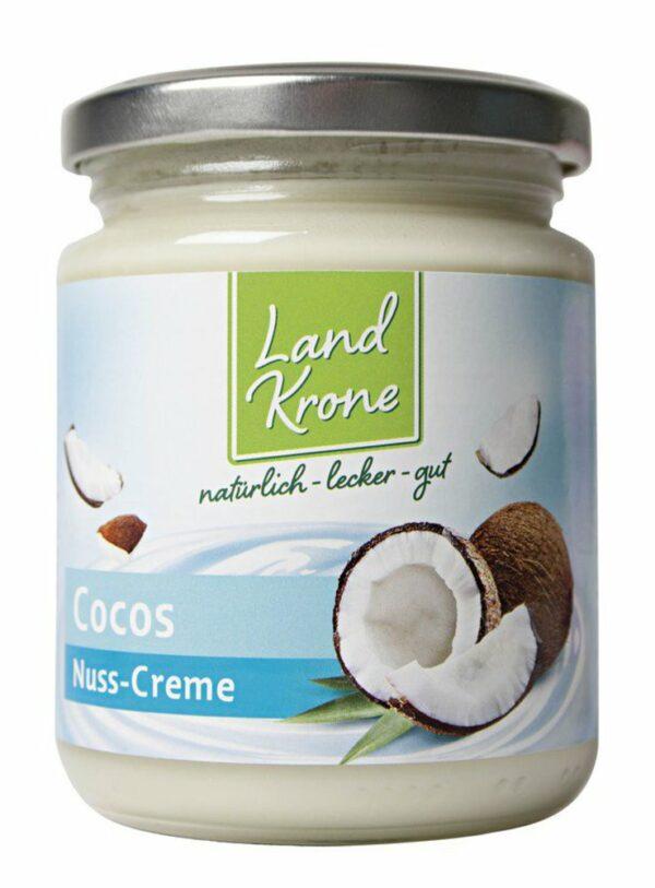 Landkrone Bio Cocosnuss-Creme 6x250g