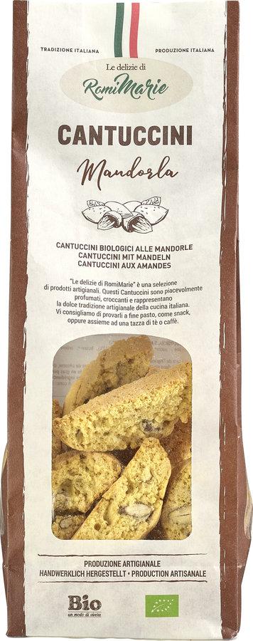 Le delizie di RomiMarie Cantuccini mit Mandeln 12x200g