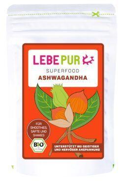 Lebepur Ashwagandha (bio) 80g