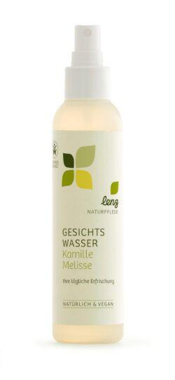 Lenz Naturpflege Gesichtswasser Kamille Melisse 150ml