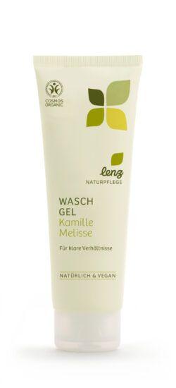 Lenz Naturpflege Waschgel Kamille Melisse 125ml