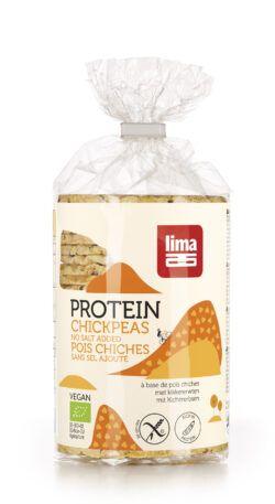 Lima Protein Waffeln Kichererbsen 12x100g