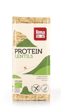 Lima Protein Waffeln Linsen 12x100g