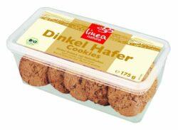 Linea Natura Dinkel Hafer Cookies 12x175g