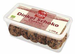 Linea Natura Dinkel Schoko Cookies 12x175g