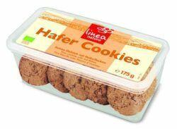 Linea Natura Hafer Cookies 12x175g
