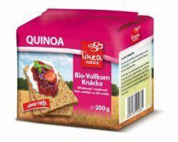 Linea Natura Quinoa Vollkorn Knäcke 10x200g
