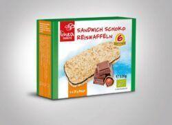 Linea Natura Sandwich Schoko Reiswaffel 12x120g