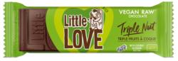 Little Love  Riegel Triple Nut 25 g 69 % 12x25g