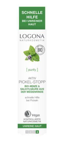 Logona Aktiv Pickel-Stopp 6ml